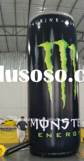 2011 NEW Hot inflatable can balloon, advertising can inflatable, monster drink inflatable can