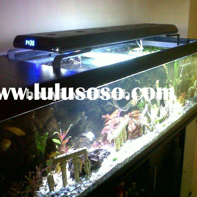 2012 ebay hot sales unique sunrise sunset simulation automatic aquarium aquarium led lamp with remot