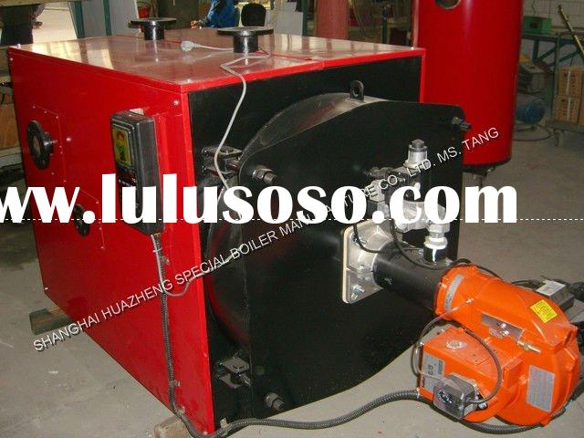 300KW Automatic Natural Gas Water Boiler