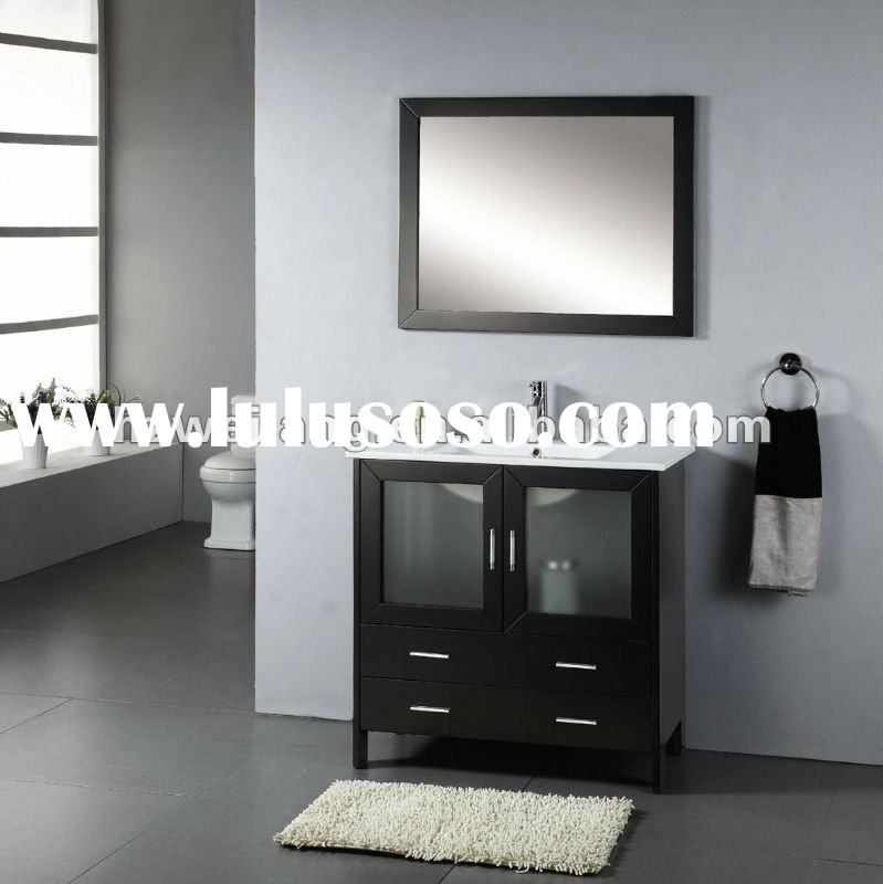 "35"" Modern Single Sink Bathroom Vanity Cabinet(MJ-029)"