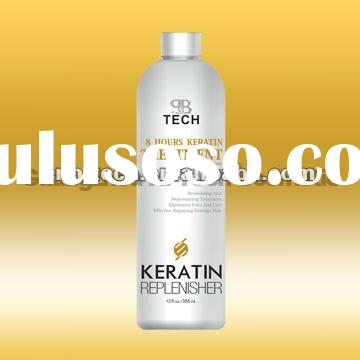 8 Hours Keratin Treatment with Collagen/keratin collagen hair treatment/keratin straightening treatm