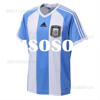 Argentina new HOME soccer jersey football shirt 2011-2012