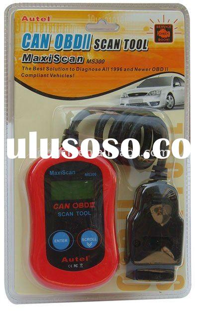 Autel MaxiScan MS300 CAN OBD2 OBD Diagnostic Scan Tool Code Reader OBDII Fast shipping