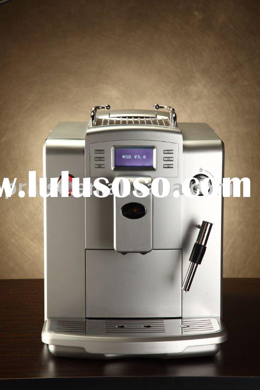 Automatic Coffee machine with LCD screen