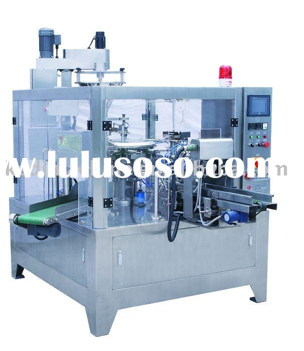 Automatic Powder Pouch Packing Machine for filling and sealing
