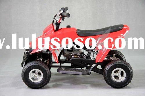 CE Approved 49CC Gas-Powered 2-Stroke Engine Mini ATV, Best Christmas Gift AT0497