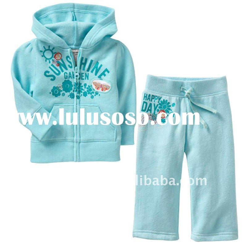 Children Clothes/Baby Sport suit/ / Baby Wear+Free shipping