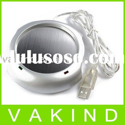 Coffee/Tea/Cup Warmer Heater PAD OFFICE 4 Port USB Hub