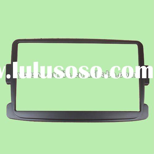 Double Din Car Audio Frame,DVD Panel,Dash Kit,Fascia,Stereo Kit for 2012 Isuzu D MAX