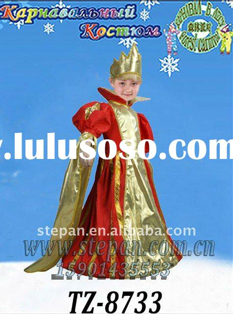 Empress/Fairy Queen Halloween Costumes For Children/Kids TZ-8733