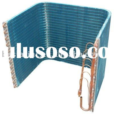 Evaporator Coil ( finned tube evaporator for heat pump)
