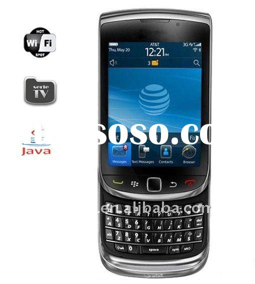 "F9800A 2.8"" Slide touch screen android 2.3 smart cell phone with TV ,wifi and keyboard"