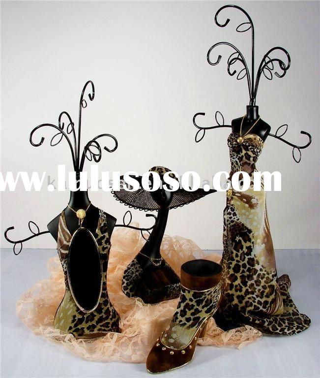 Fashion Mannequins Jewelry stand (KNS-MJH007)