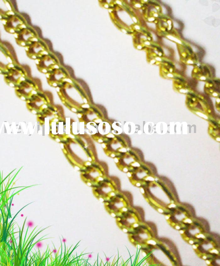 Figaro chain/decorative chain/jewelry chain/chain necklace