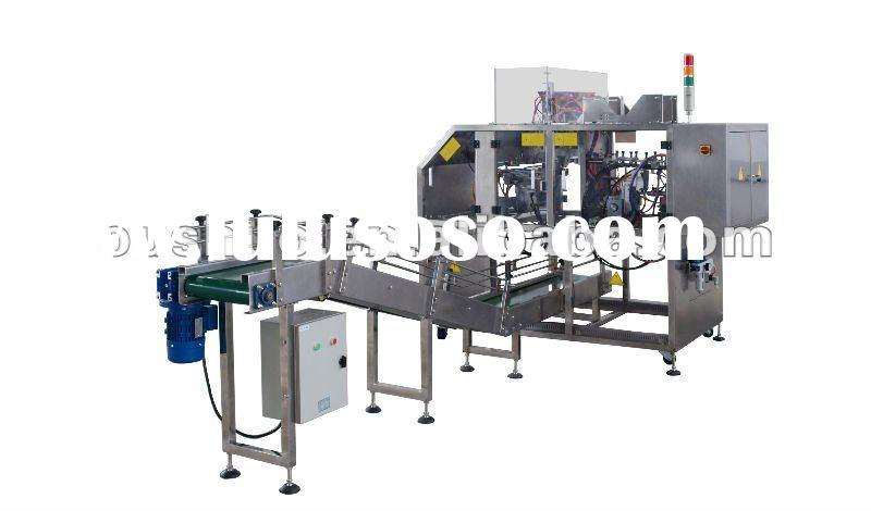 First class mineral water pouch packing machine