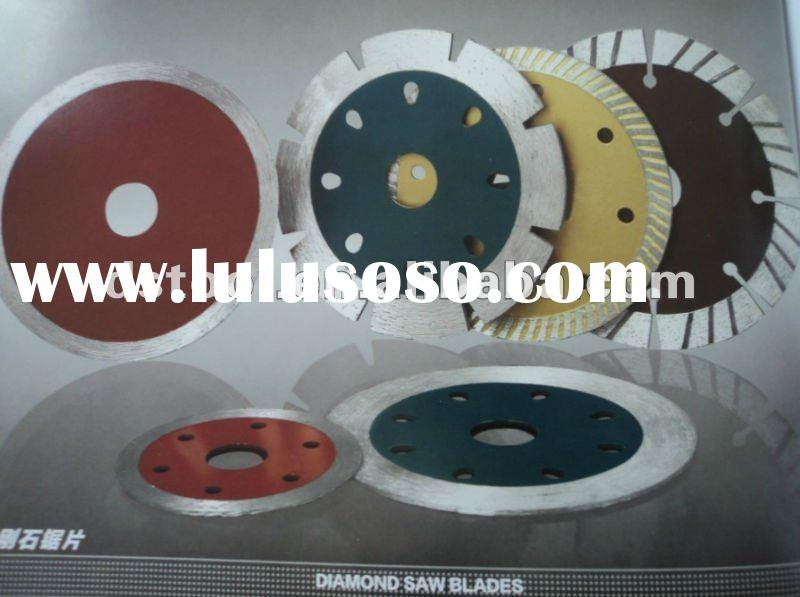High Quality Diamond Saw Blades For Stone,Granite.Concrete,Ceramic etc