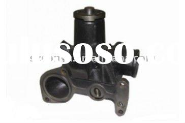 Hot!!!!!!! Excavator engine parts Water Pump for Mitsubishi 6D22T with oem 1-13610944-0