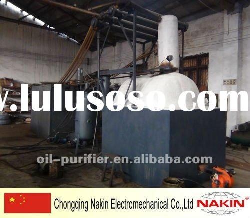 Waste oil diesel generator waste oil diesel generator for Waste motor oil to diesel