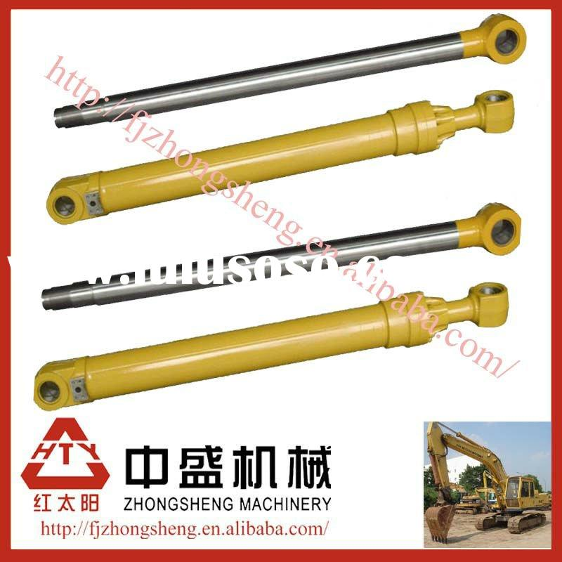 Komatsu excavator PC200-7 spare parts, (Hydraulic Cylinder Assy,Cylinder Barrel,Piston Rod,Piston,Hy