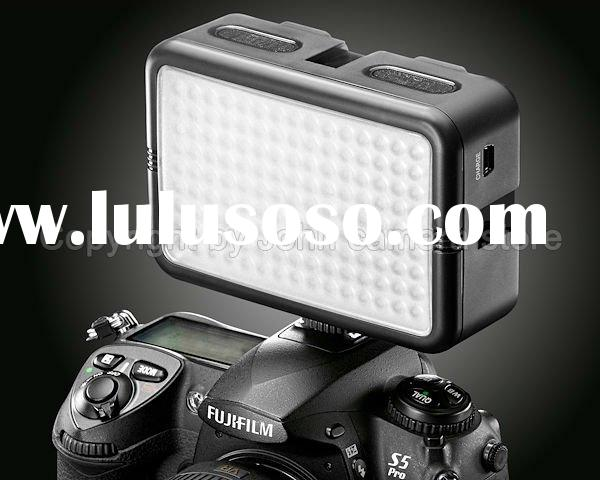 LED Video Light Camera Video Camcorder DV for Canon Sony Nikon DSLR