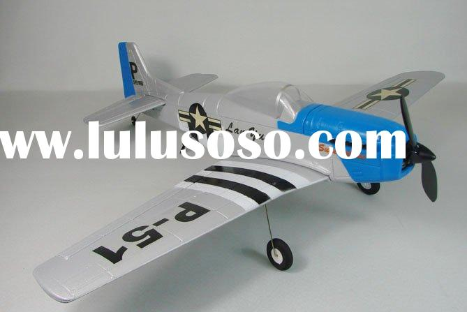 LanYu (TW-748-2) P-51 Mustang WWII FM 4CH RTF