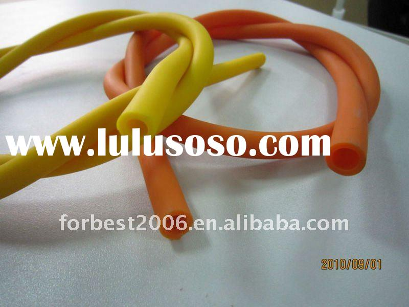Latex natural rubber tube hose