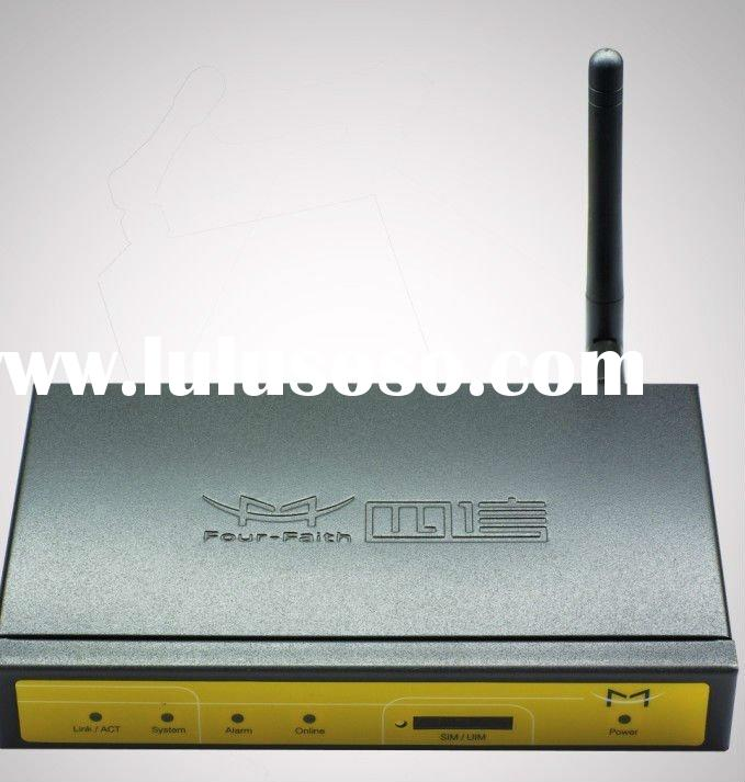 M2M/SCADA Wireless external 3g router umts/wcdma/hspa for IP Camera&trafic light surveillance(F3
