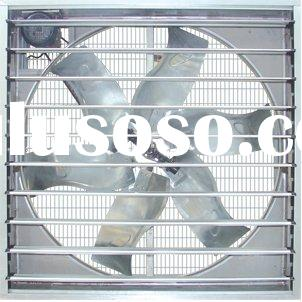 MBQ Push-pull wall mounted exhaust fan