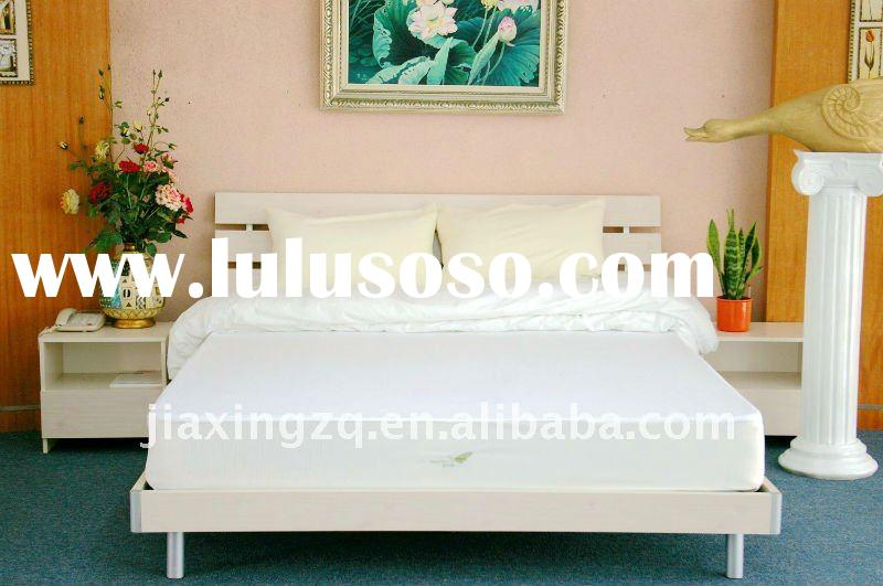 Mattress cover with TUP PU protector
