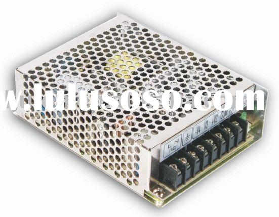 Meanwell 15-150W UL/CB/CE AC/DC High Reliability Miniature 1-4 Output Switching Power Supply/SMPS/PS