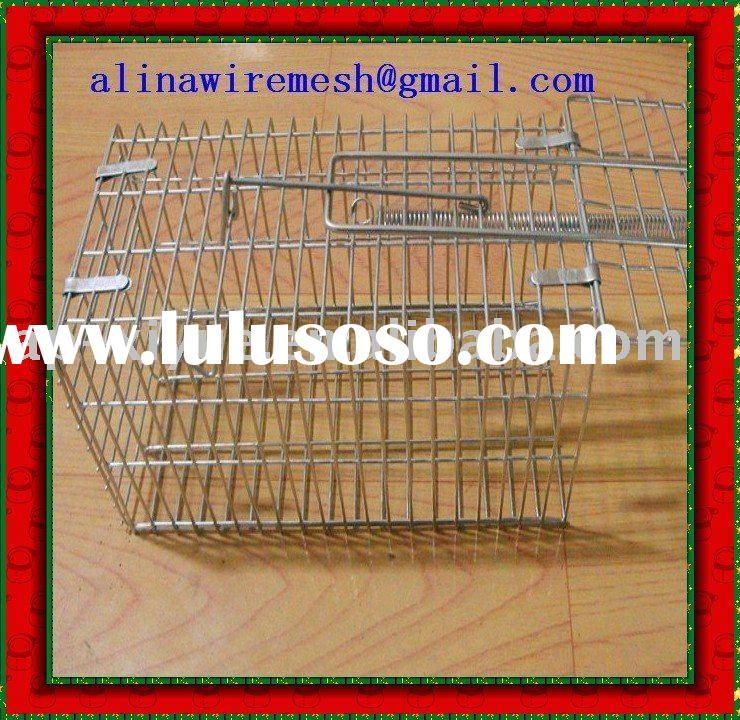 Mouse Cage/Mouse Trap wire mesh (manufacter factory)