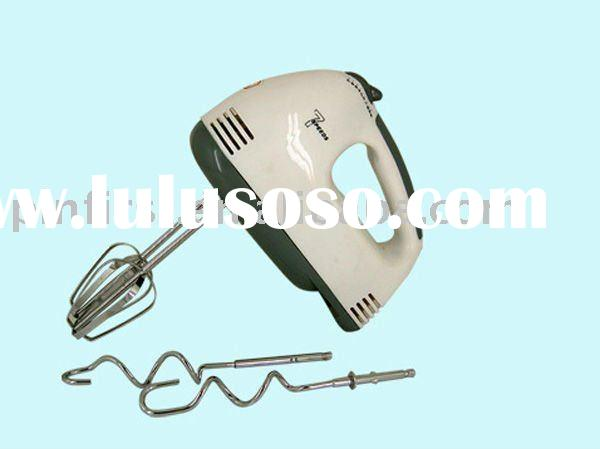NEW Electric Hand Mixer Blender Whisk Beaters 220V 100W