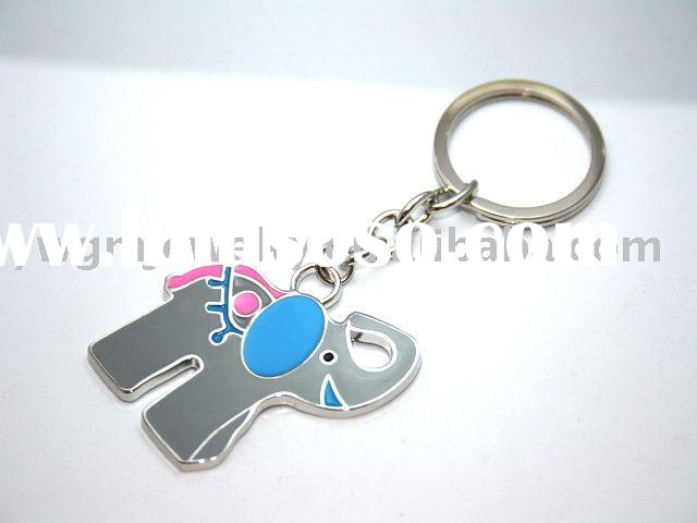 Personalized or Customized Alloy Key Chain/Key Chains/Key Ring/keyrings