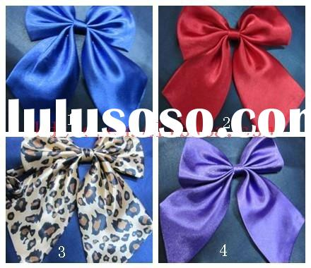 Polyester Girls Bow Tie