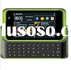 Qwerty Slide WIFI Dual Sim Mobile Phone N98 with TV