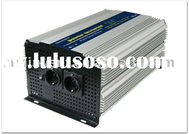 SIM-5000w 220v dc to ac pure sine wave power inverter
