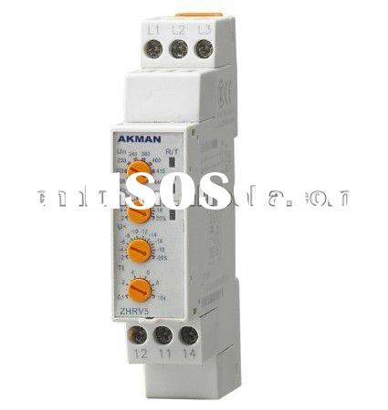 Single Phase AC/DC Voltage Monitoring Relay