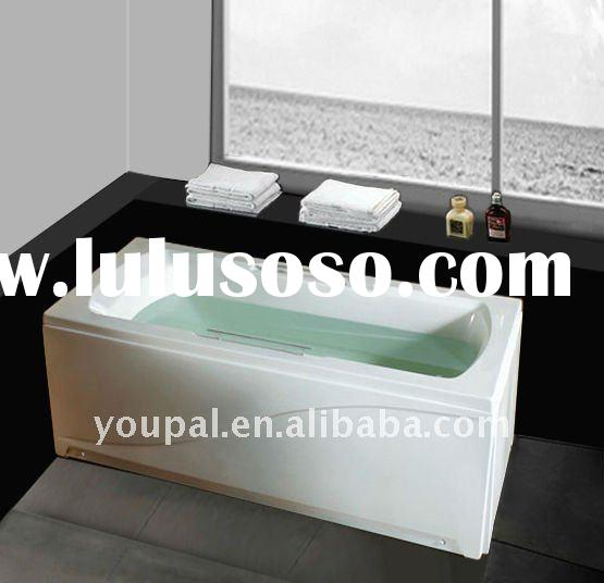 Soaking acrylic bathtub , fashionable design.High quality at reasonable price.OEM and small order is