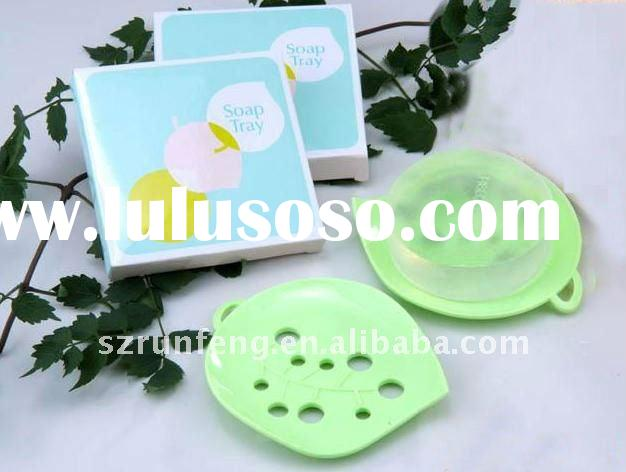 Soap holder New Designed Plastic Dish Soap