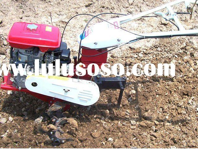 Supply FRD walking tractor pastoral management ditching earth plow