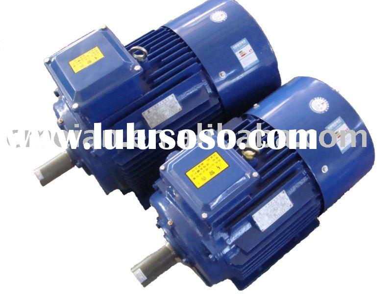Three phase electric motor/AC motor with different voltage