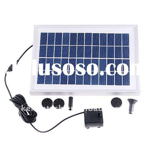 Useful solar powered water pump from shenzhen kelom technology co.,ltd