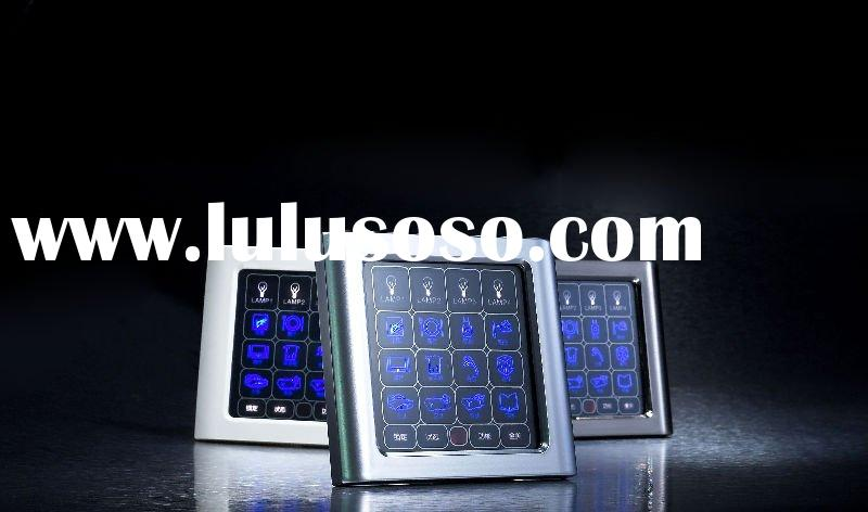 Wall switch /touch screen smart wall switch /lighting control