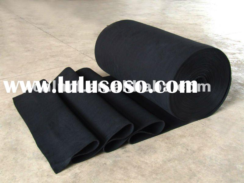 activated carbon fiber filter felt(yh-243)