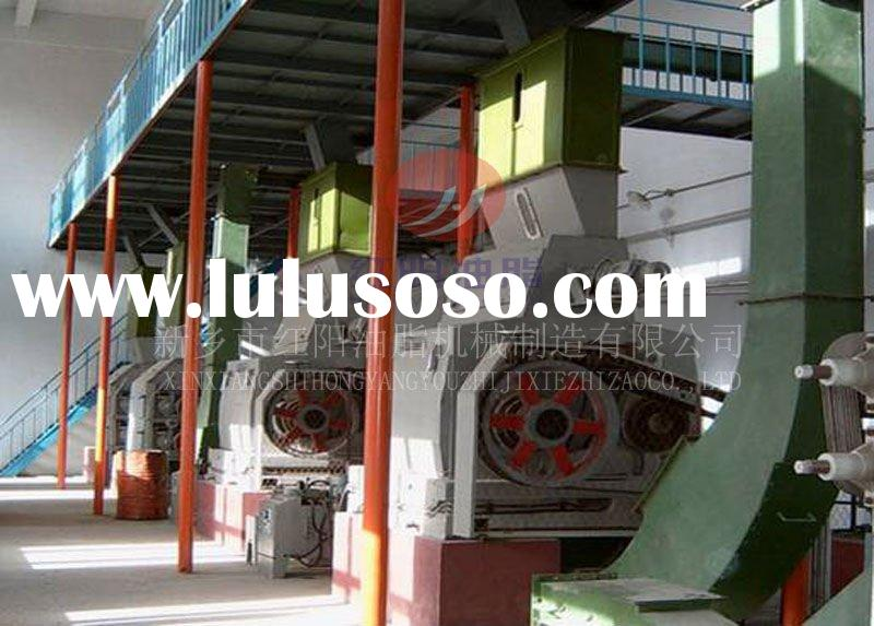 base oil equipment/soybean oil production plant