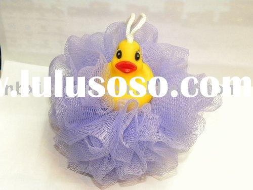 bath ball, bath sponge, bath toy,rubber toy bath ball