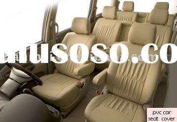 car interior(car seat cover)