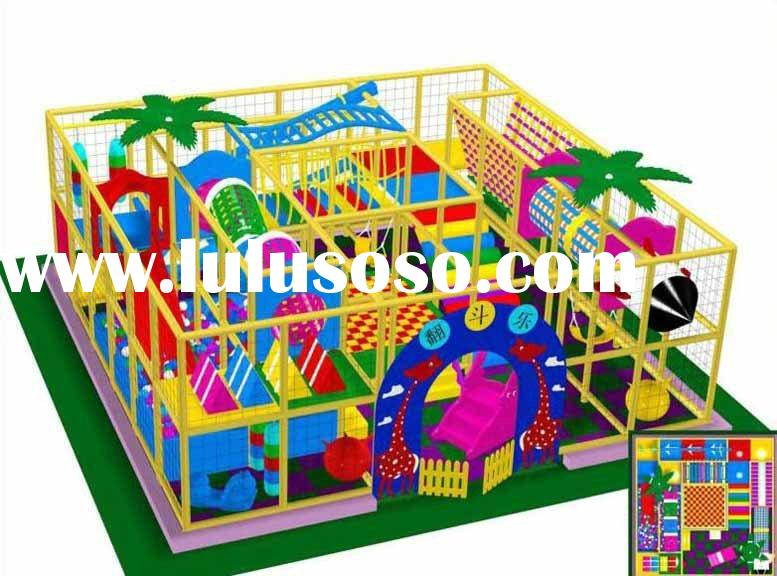 children's indoor playground (children playground equipment,indoor play equipment) BD-F800