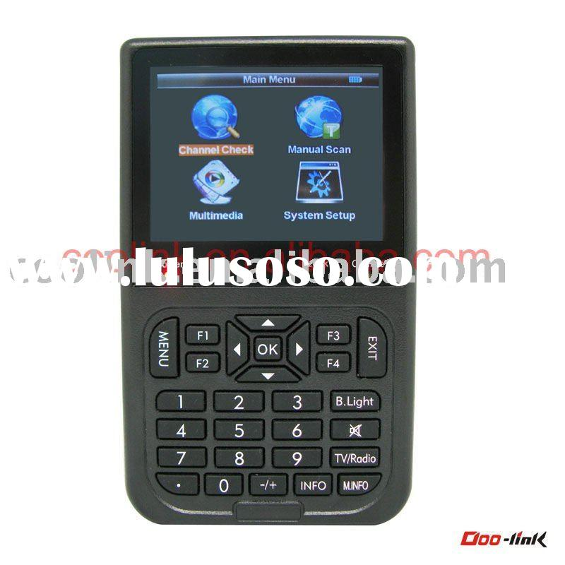 coolink cl6905 DVB-T Digital Satellite Finder meter & satellite finder
