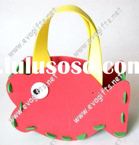 diy bags/foam diy toys/foam diy kit/kids diy/foam craft diy/foam diy bag/diy craft kit/foam kit bag